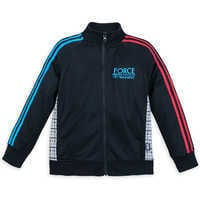 Image of Star Wars ''Force in Training'' Track Jacket for Boys by Our Universe # 1