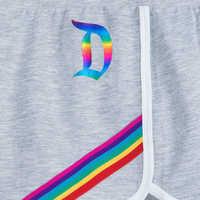 Image of Disneyland Rainbow Shorts for Women # 2