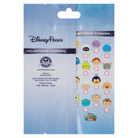 Image of PIXAR ''Tsum Tsum'' Mystery Pin Pack # 3