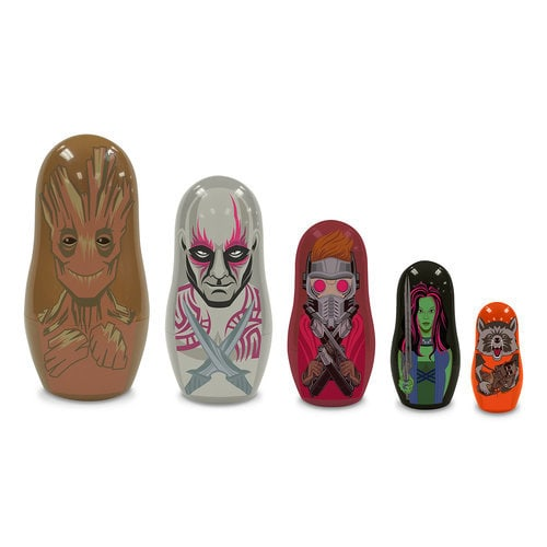 Guardians of the Galaxy Nesting Doll Set