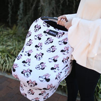 Image of Minnie Mouse Baby Seat Cover by Milk Snob # 3