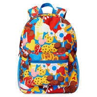 Image of Disney Parks Food Icons Backpack # 1