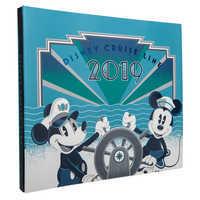 Image of Disney Cruise Line 2019 Scrapbook Album # 2