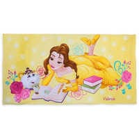 Image of Belle Beach Towel - Personalizable # 1