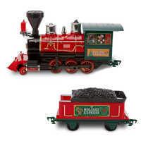 Image of Disney Parks Holiday Train Set # 4