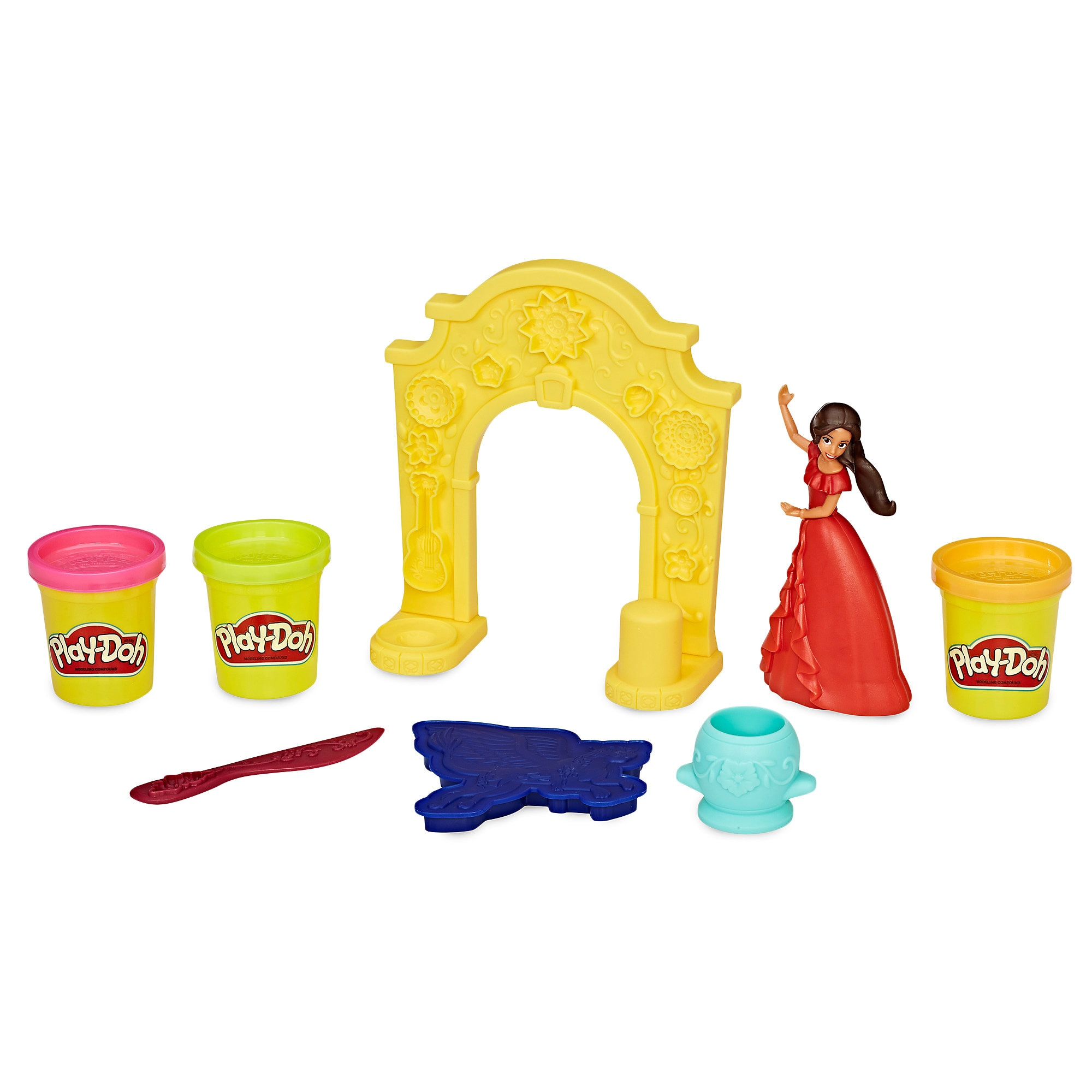 Elena of Avalor Royal Fiesta Play-Doh Set