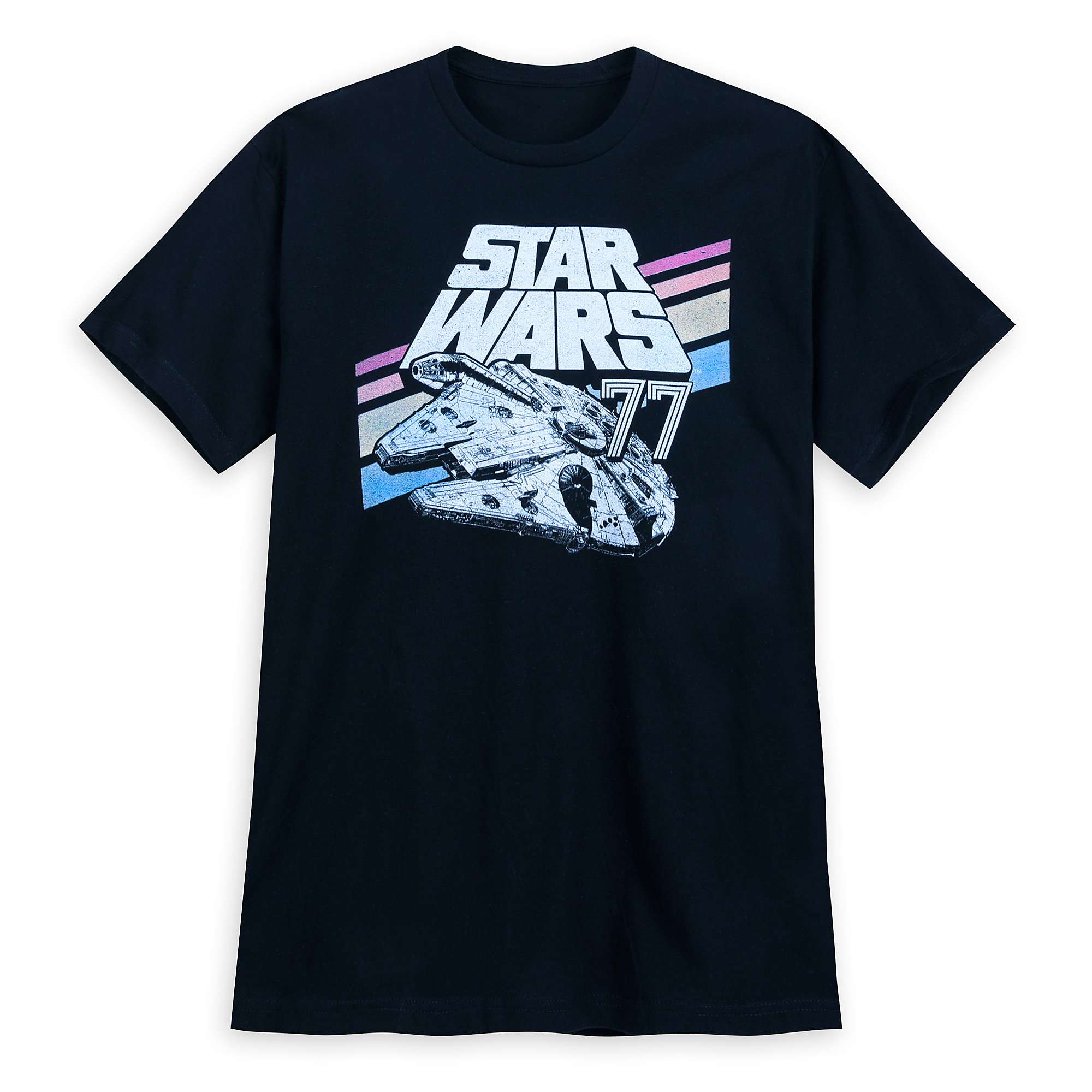 Millennium Falcon 77 T-Shirt for Men - Star Wars