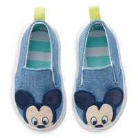 Image of Mickey Mouse Shoes for Baby # 3