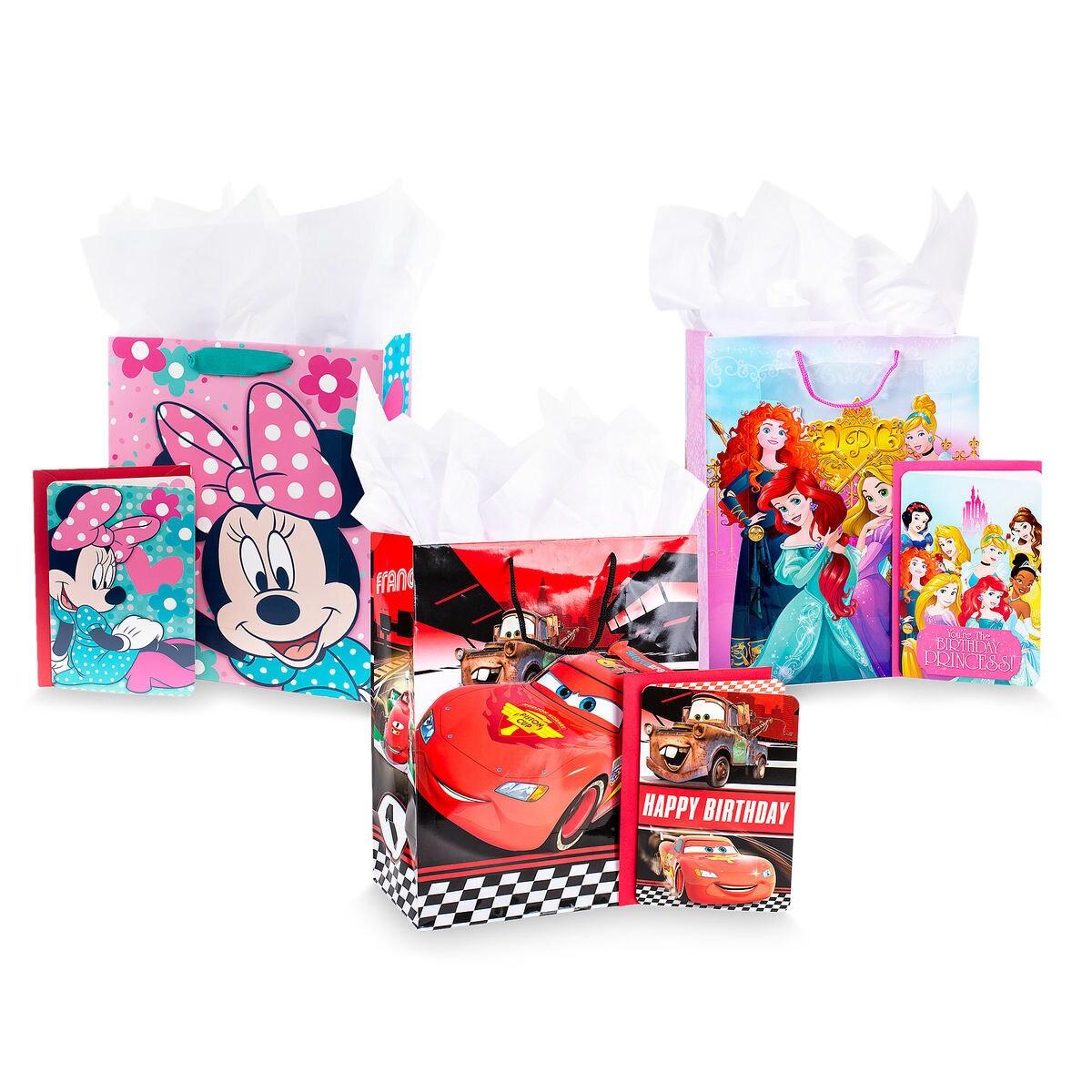 Product Image Of Disney Gift Bag Set Hallmark 1