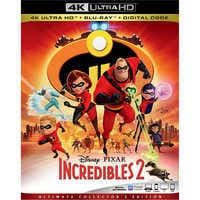 Image of Incredibles 2 4K Ultra HD # 1