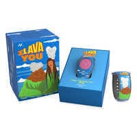 Image of Lava MagicBand 2 - Valentine's Day 2019 - Limited Edition # 3