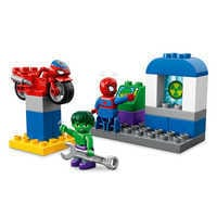 Image of Spider-Man & Hulk Adventures LEGO Duplo Playset # 3