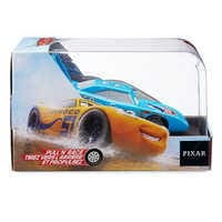 Image of Strip ''The King'' Weathers Pull 'N' Race Die Cast Car - Cars # 3