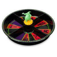 Image of Oogie Boogie Roulette Candy Dish # 1