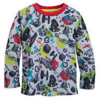 Image of Star Wars ''May The Force Be With You'' PJ Set for Boys # 2