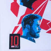 Image of Marvel's Avengers: Endgame Cast Football Jersey for Men # 3