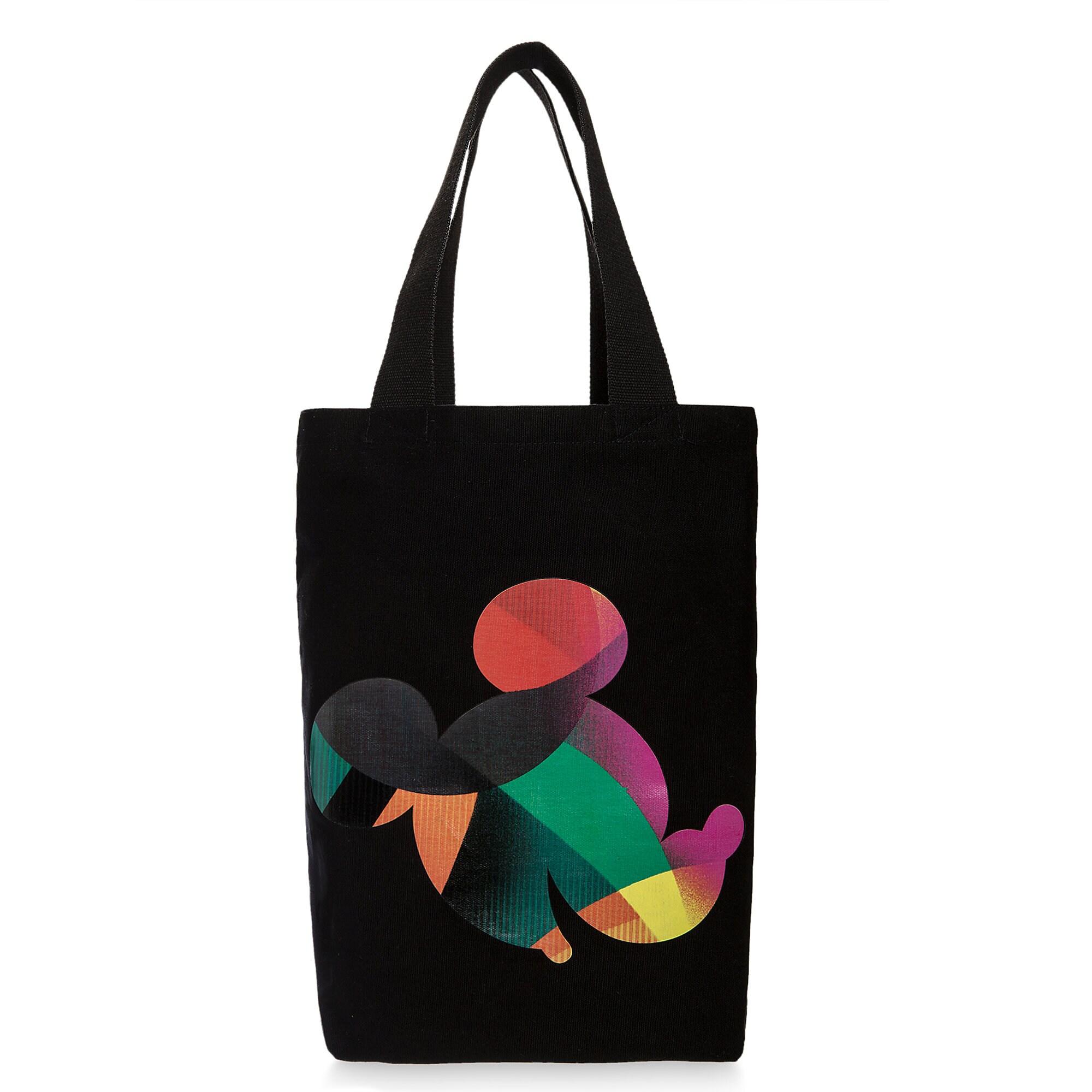 b01b889bff Mickey Mouse The True Original Canvas Tote Bag - Black