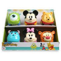 Image of Mickey Mouse and Friends Go Grippers Car Set for Baby by Bright Starts - 6 pc. # 7