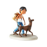 Image of Miguel and Dante Figure Set by Enesco - Coco # 4