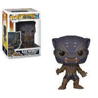 Image of Black Panther Warrior Falls Pop! Vinyl Bobble-Head Figure by Funko # 1