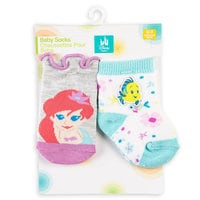 Image of The Little Mermaid Sock Set for Baby # 2