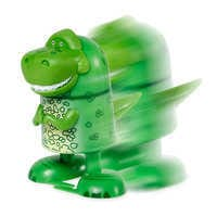 Image of Rex Shufflerz Walking Figure - Toy Story # 3