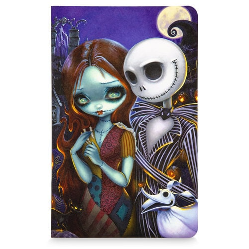 The Nightmare Before Christmas Notebook By Jasmine Becket
