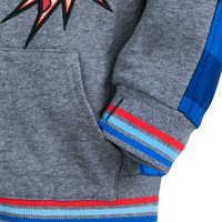 Image of Spider-Man Hooded Fleece Jacket for Boys # 3