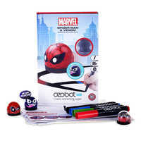 Image of Spider-Man and Venom Ozobot Robotics Starter Pack # 1
