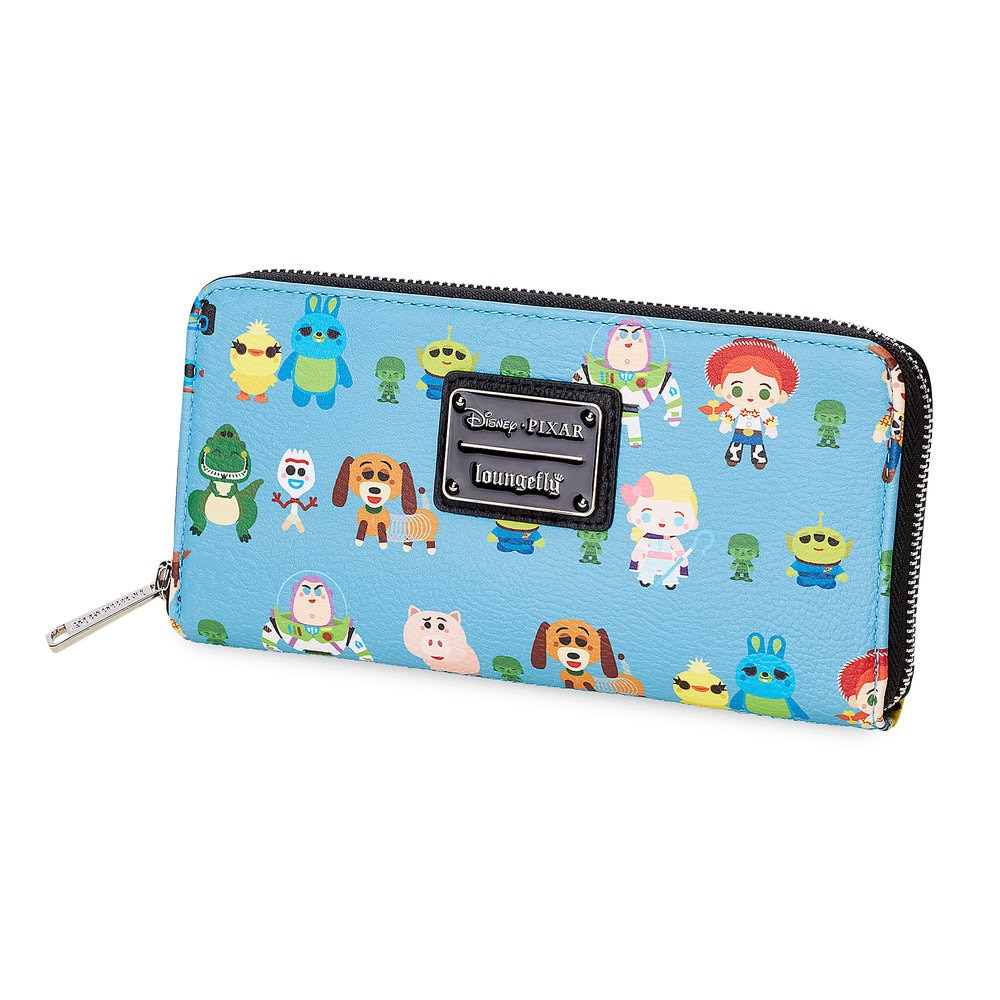 Toy Story 4 Zip-Around Wallet by Loungefly Official shopDisney