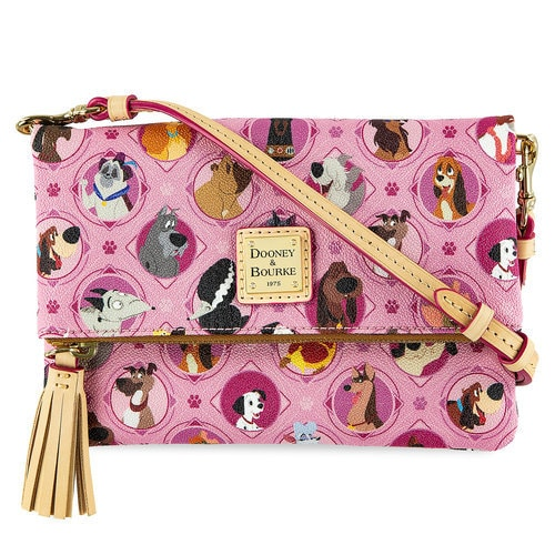 Disney Dogs Crossbody Bag By Dooney Amp Bourke Shopdisney