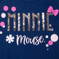 Image of Minnie Mouse Reversible Sequin Tank Top for Girls - Walt Disney World # 3