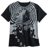 Image of The Twilight Zone: Tower of Terror T-Shirt for Adults # 1