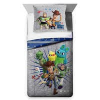 Image of Toy Story 4 Comforter Set - Twin / Full # 2