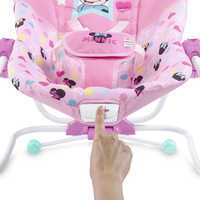 Image of Minnie Mouse Infant to Toddler Rocker by Bright Starts # 4