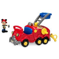 Mickey Mouse Fire and Rescue Toy Vehicle