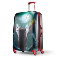 Image of Boba Fett Luggage - Star Wars - American Tourister - Large # 1