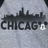 Image of Mickey Mouse Chicago Raglan Shirt for Boys # 2