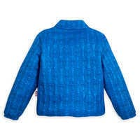 Image of Spider-Man Lightweight Quilted Jacket for Kids - Personalizable # 2