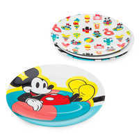 Image of Mickey and Minnie Mouse Plate Set - Disney Eats # 3