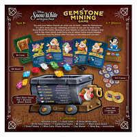 Image of Snow White Gemstone Mining Board Game # 3