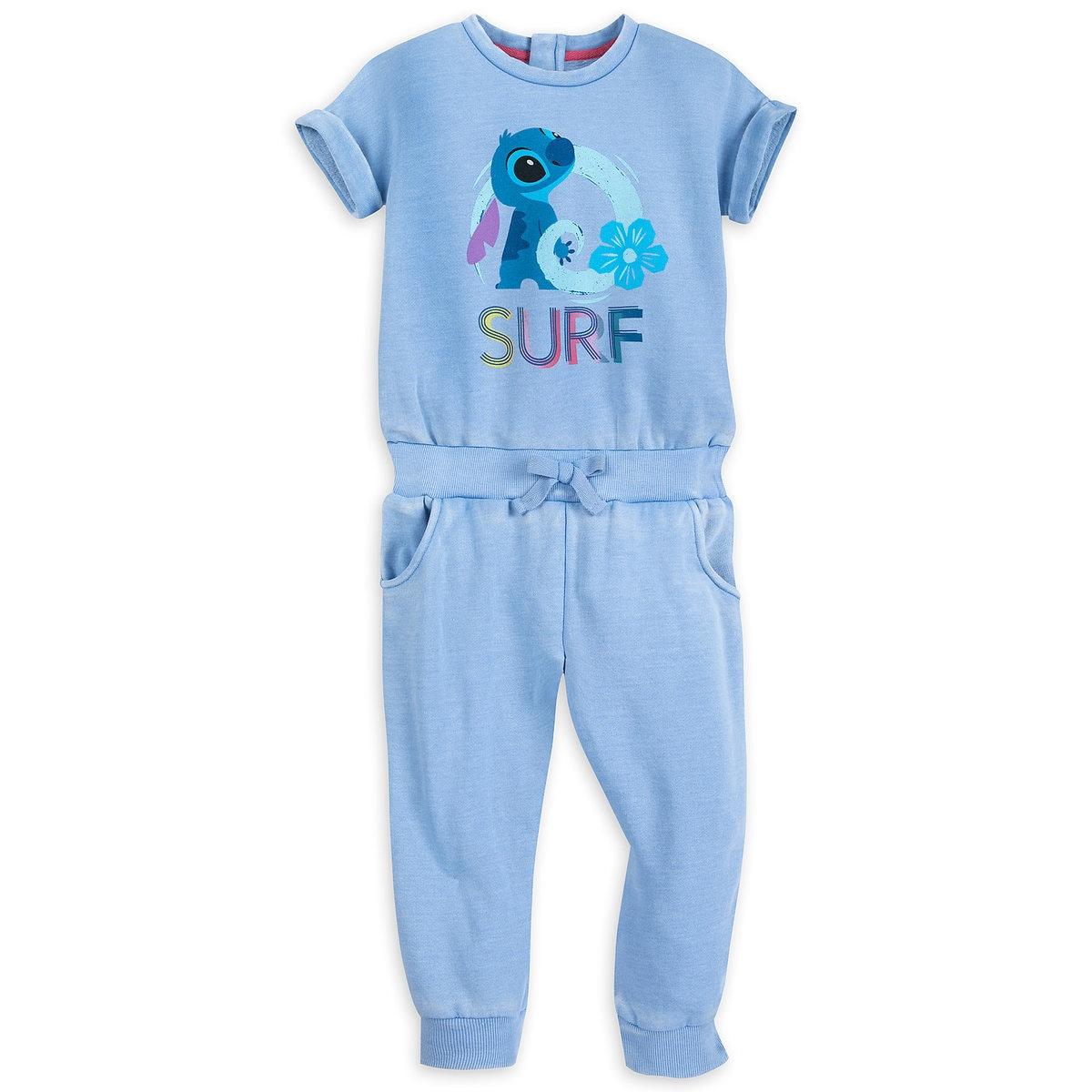 632a9e28c Product Image of Stitch Jumpsuit for Girls # 1