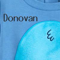 Image of Stitch Costume Bodysuit Set for Baby - Personalizable # 5