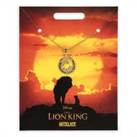 Image of The Lion King Necklace - The Lion King 2019 Film # 2
