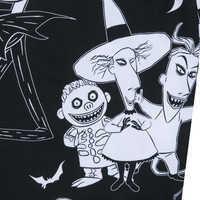 Image of Tim Burton's The Nightmare Before Christmas Lounge Pants for Men # 3