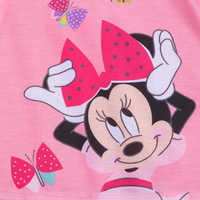 Image of Minnie Mouse Shorts Sleep Set for Girls # 4