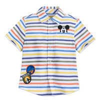 Image of Mickey Mouse Shirt Set for Boys # 3