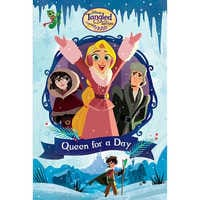 Image of Tangled: The Series - Queen For a Day Book # 1