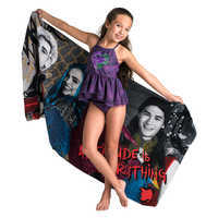 Image of Descendants Beach Towel - Personalizable # 2