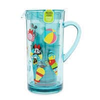 Image of Mickey Mouse and Friends Pitcher Set - Disney Eats # 3